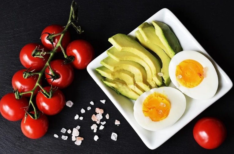 keto and low carb food