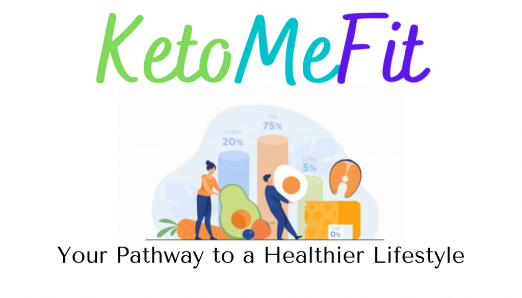 ketomefit keto and low carb lifestyle