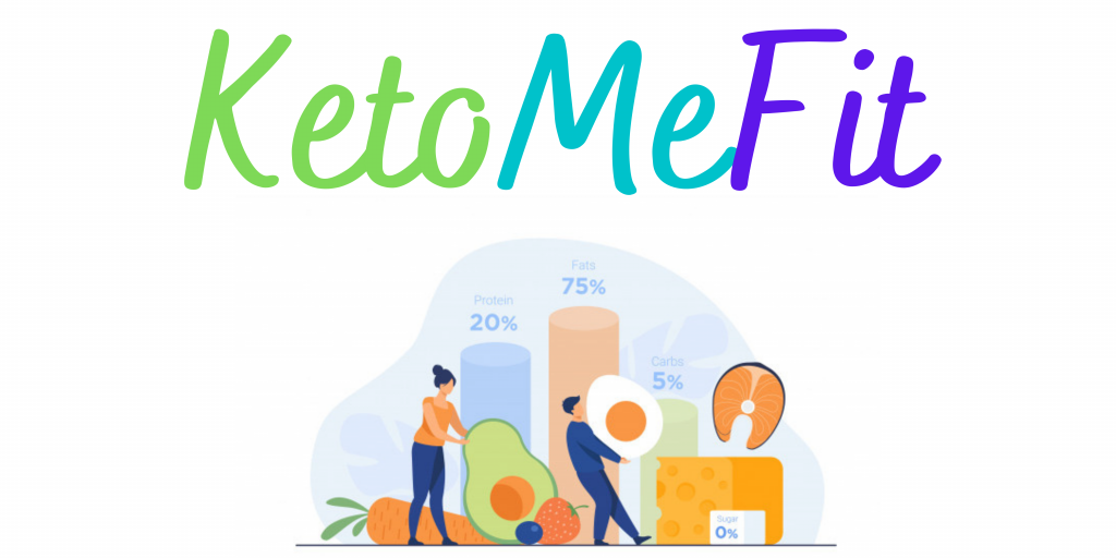 ketomefit keto and low carb lifestyle diet